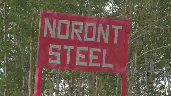 Noront Steel in Copper Cliff
