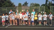 kids KATS tennis