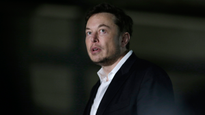 Tesla CEO and founder of the Boring Company Elon Musk speaks at a news conference on June 14, 2018. (AP Photo/Kiichiro Sato, File)