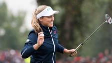 Brooke Henderson wins CP Women's Open