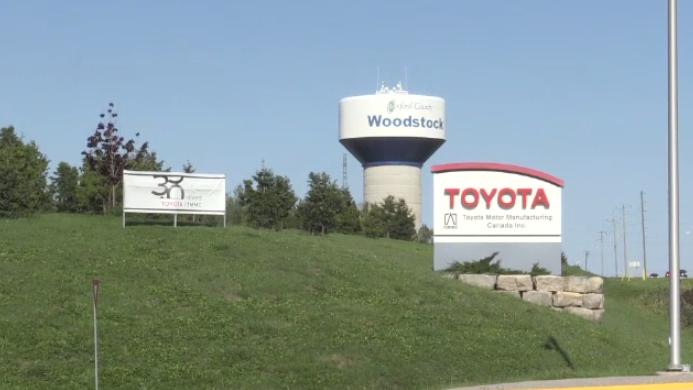 Woodstock Toyota