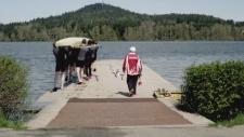 rowing canada elk lake