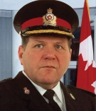 Chatham-Kent's first police chief passed away Tuesday (photo courtesy of Chatham-Kent Police Service)