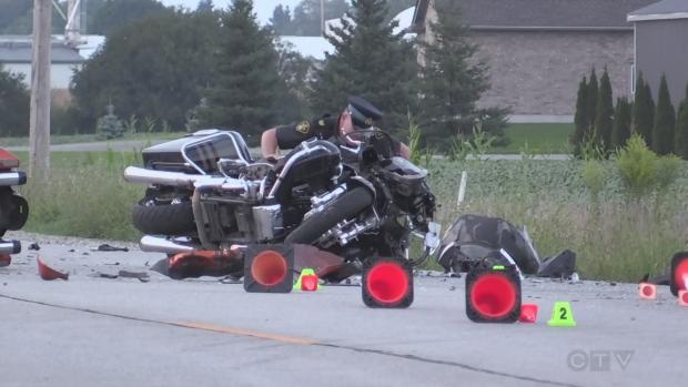 Belmont Road Crash