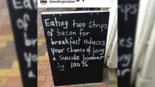 Wellington Diner instagram