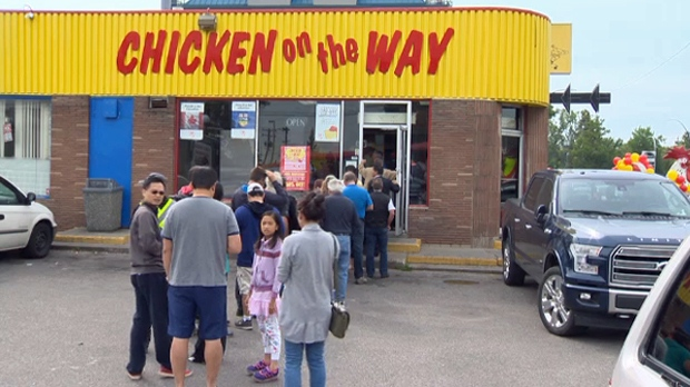 Family Run Fried Chicken Shack Celebrates 60 Years In Calgary With