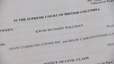 shaw lawsuit
