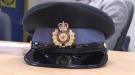 Ontario Provincial Police hat