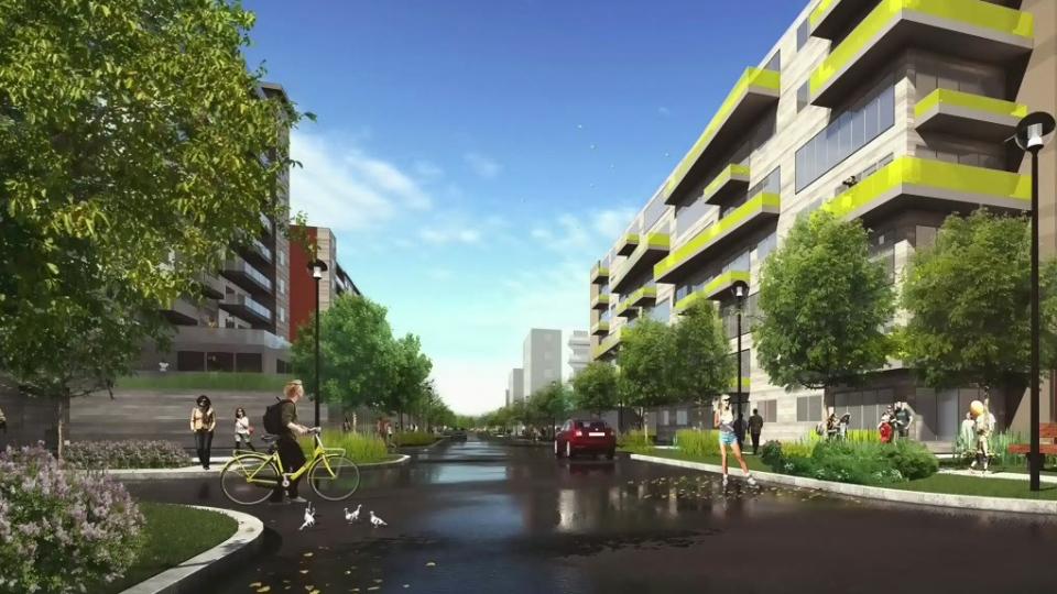 Another hurdle for Parker Lands development