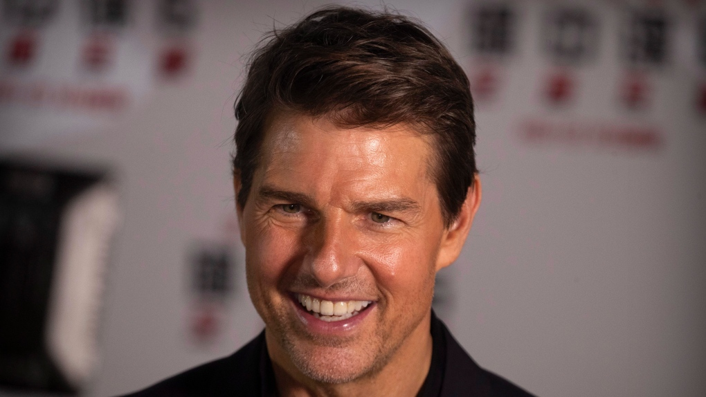 Tom Cruise planning to shoot his next film in space