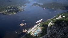Trans Mountain marine terminal