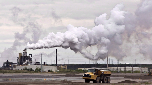 New Study Suggests Oilsands Greenhouse Gas Emissions