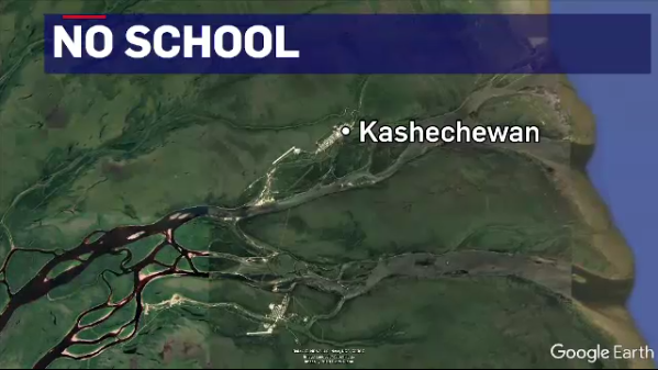 Start of school year on hold in Kashechewan