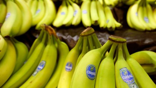Chiquita brand bananas