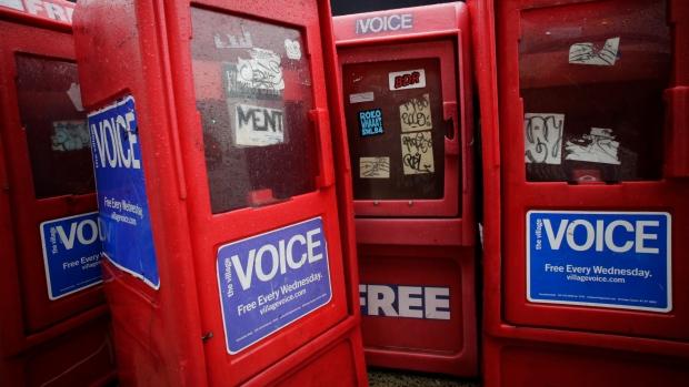 Village Voice shutting down
