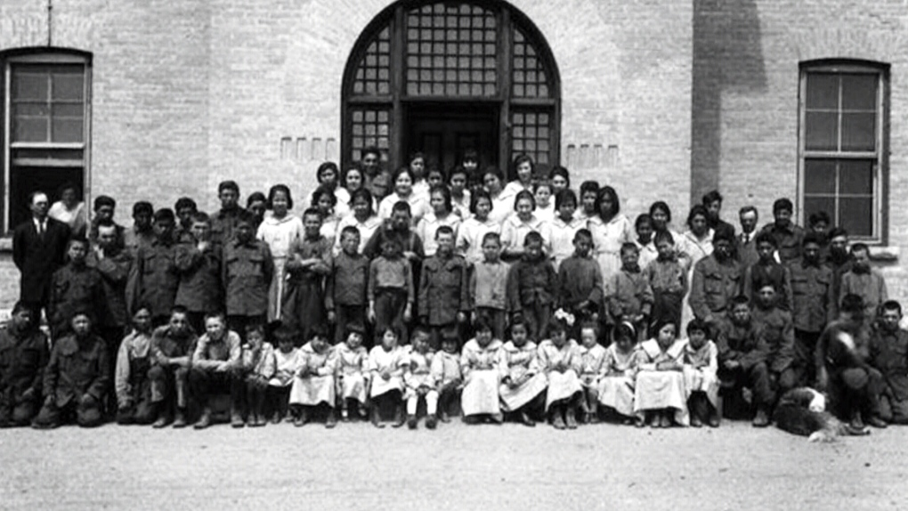 Map Of Canada Unmarked.Unmarked Graves Of Children From Manitoba Residential School Found