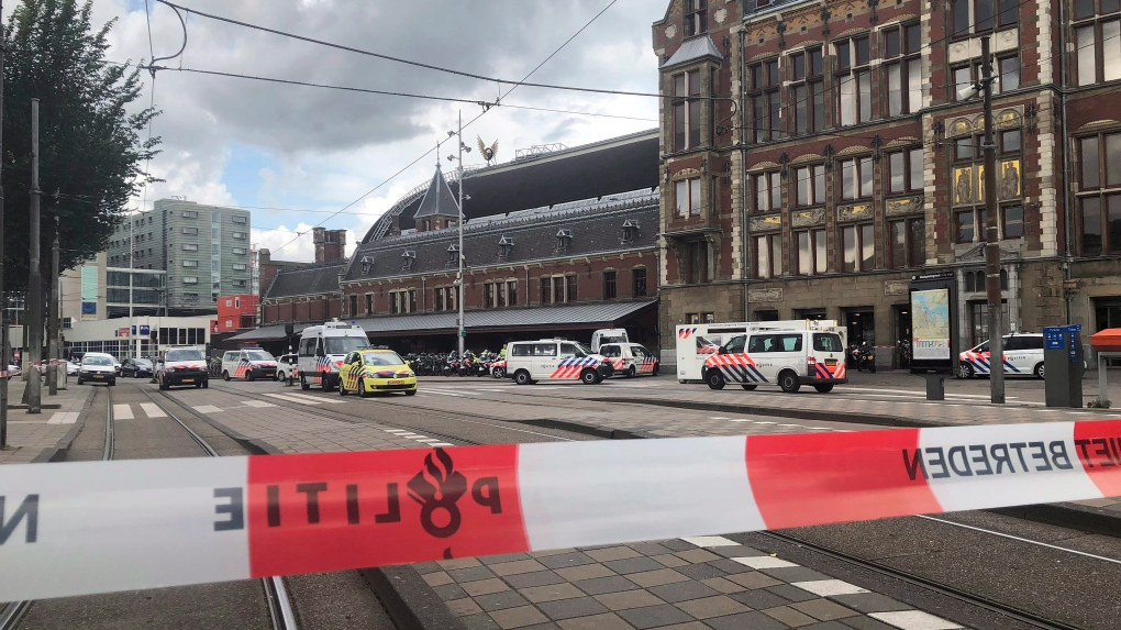 Dutch prosecutors seek 25-year sentence for stabbing suspect