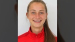 Jordyn Huitema is a member of the Canadian national women's soccer team. (canadasoccer.com)