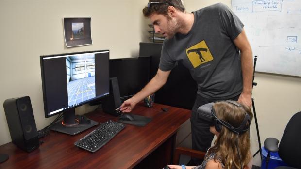 kids virtual reality