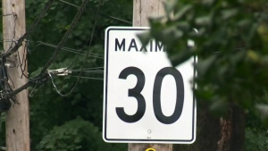 NDG: are speed limits enforced?