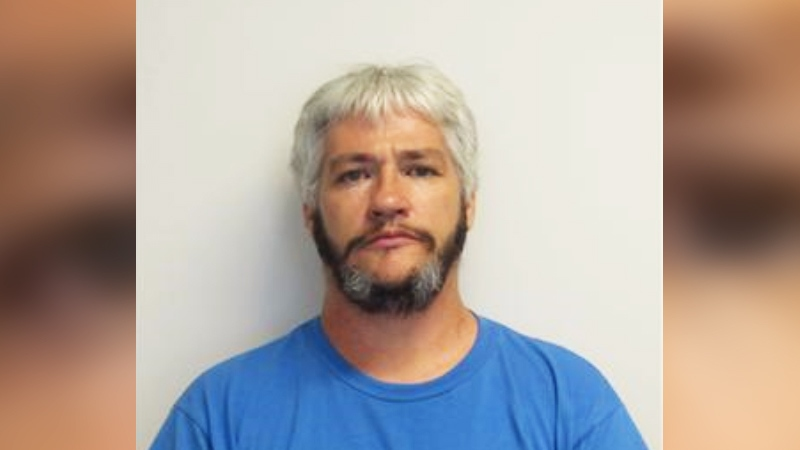 Michael Douglas Sheets, 48, escaped from Mission Institution on Saturday. (Correctional Service of Canada/Twitter)