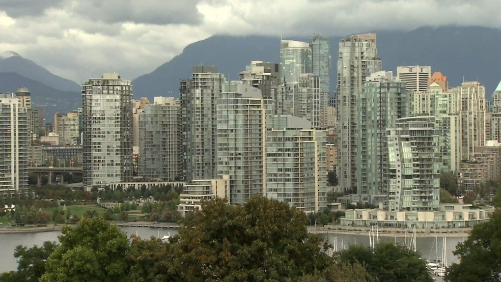 This map shows the Vancouver areas most likely to see earthquake damage