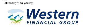 Western Financial Poll Sponsorship
