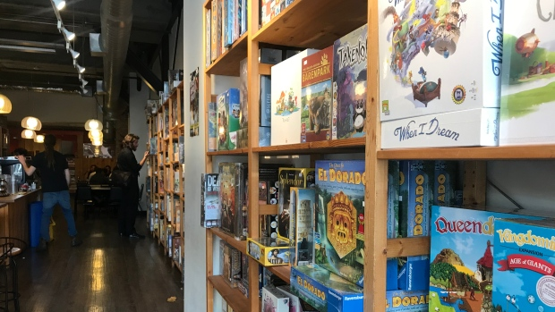 Red Deer Board Game Cafe
