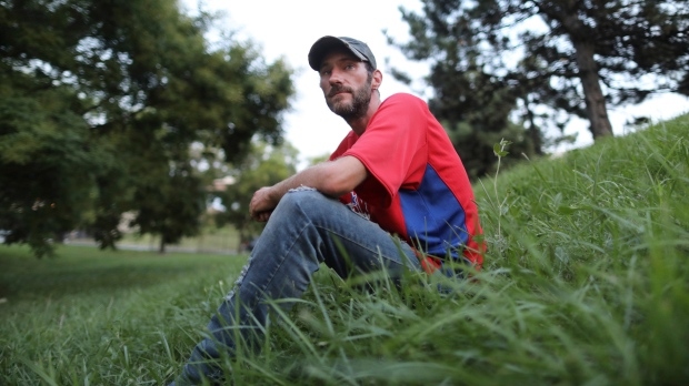 Homeless vet Johnny Bobbitt appears in court over GoFundMe scam