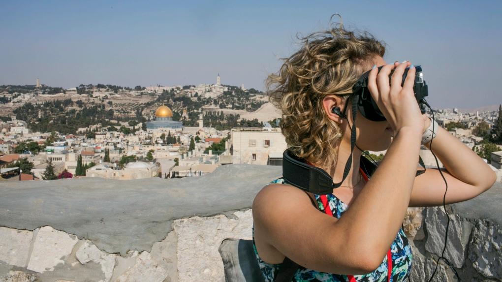 Jerusalem vr