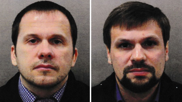 Charges in Skripal poisoning