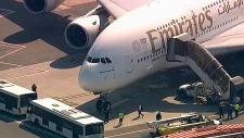 emirates flight quarantine