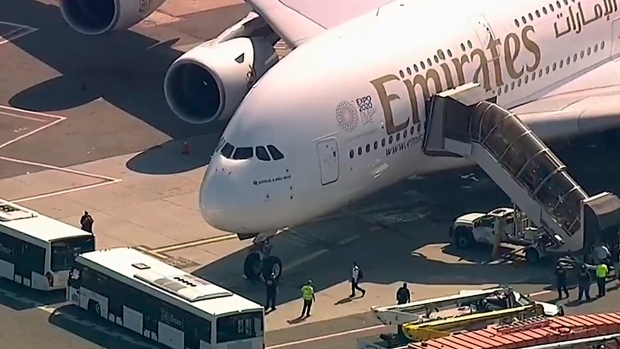 emirates flight quarantine