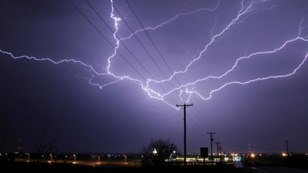 Environment Canada issued severe thunderstorm watch for Windsor-Essex, Chatham-Kent