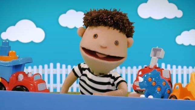 Julian the puppet