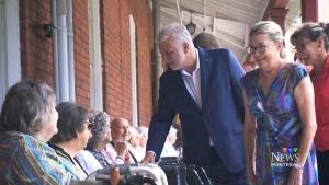 CTV Montreal: Seniors back to work