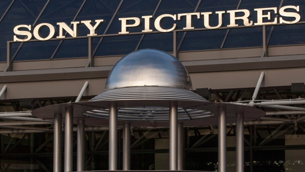 Sony Pictures Plaza building