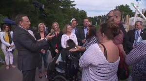 The CAQ is making promises to the parents of children with disabilities
