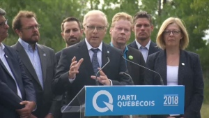 The PQ was off-message again