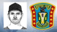 Moose Jaw sexual assault suspect