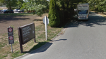 The B.C. Government and Service Employees Union is calling for better security measures to protect staff at Forensic Psychiatric Hospital in Coquitlam. (Google Maps)