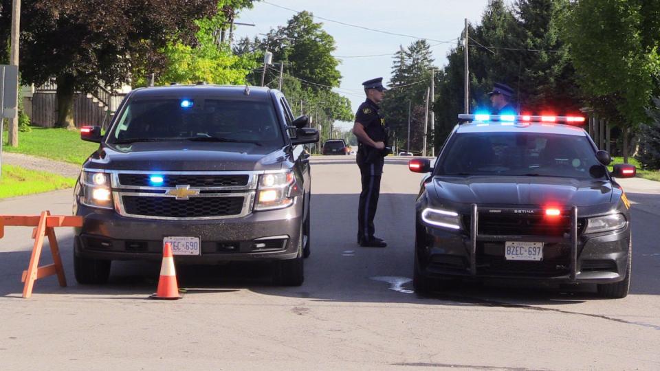 A 30-year-old man has been shot by an OPP officer near Wingham. (Courtesy: Scott Miller)