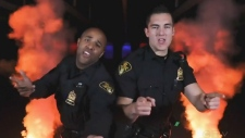 Saskatoon Police lip sync