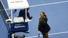 Serena Williams U.S. Open