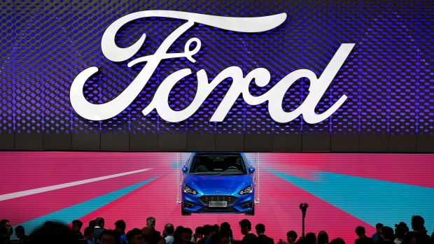 Trump urges Ford, Apple to intention in US, not China