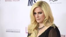 Avril Lavigne in Beverly Hills