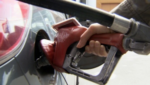57 per cent of families say gas prices are affecting spending on recreation