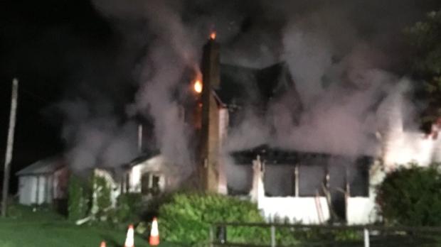 Essex House Fire
