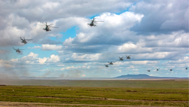 Russian Federation  to Hold Largest Military Exercises in almost  4 Decades
