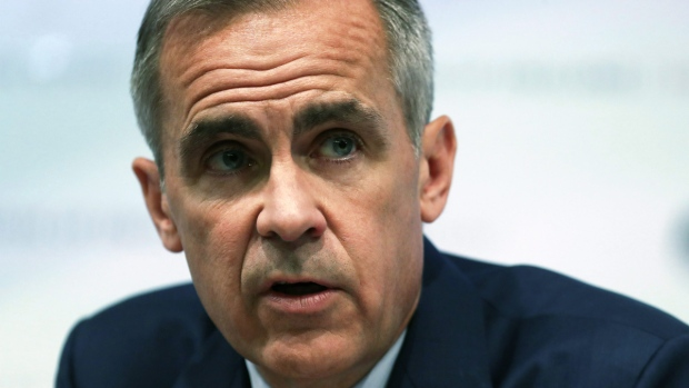 Carney Extends Term As Bank of England Governor To Help Smooth Brexit